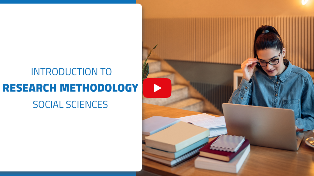 Introduction to research methodology social sciences from ECC