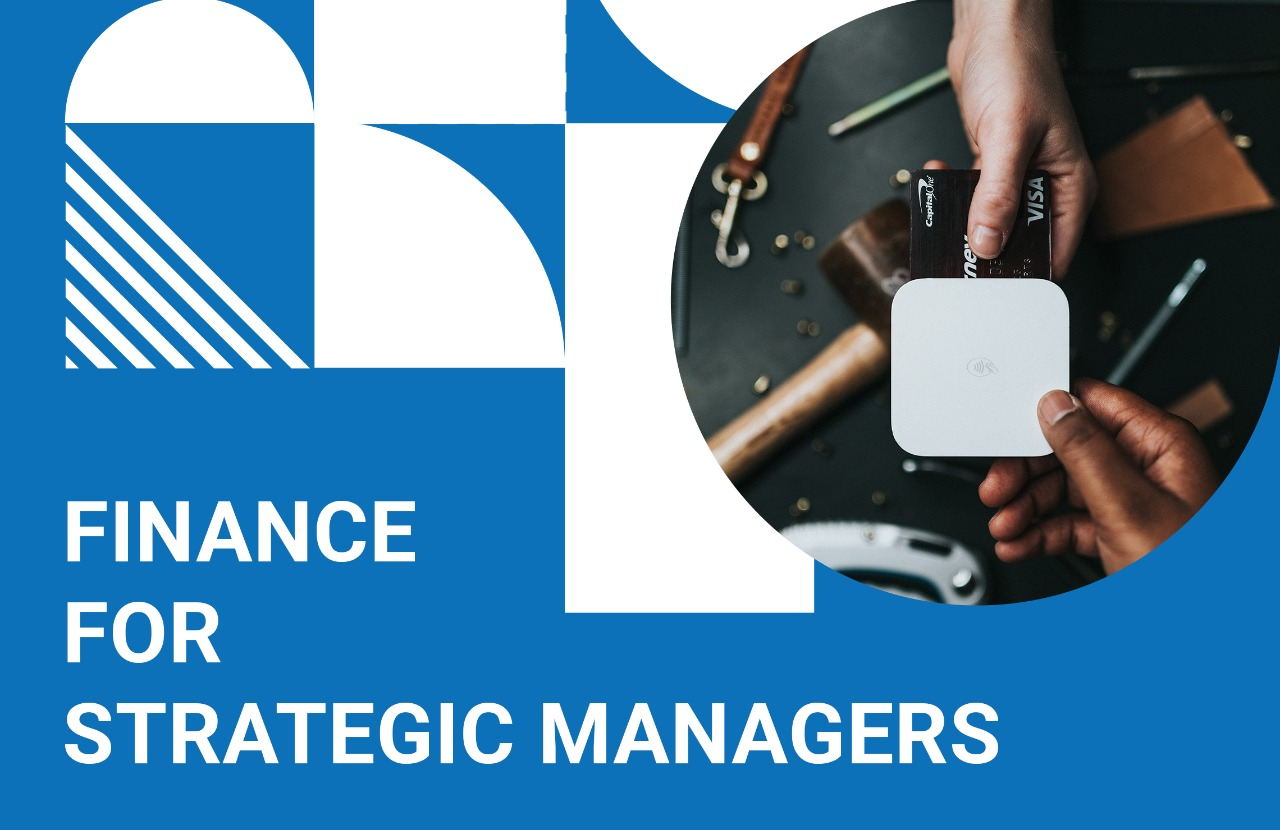 Finance for Strategic Managers | ECC